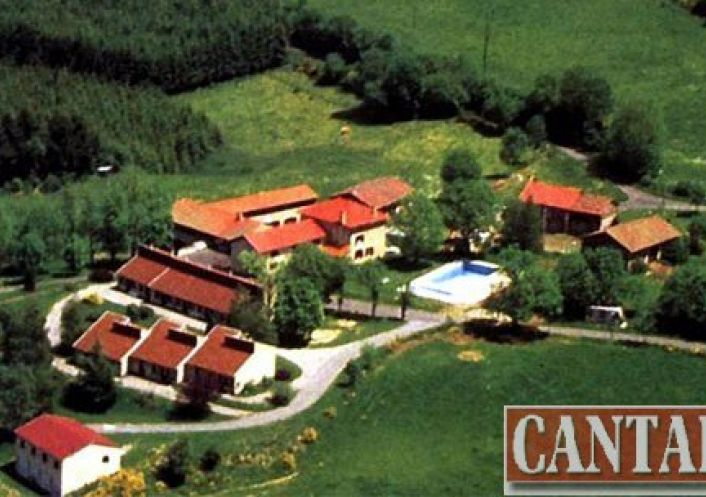 A vendre Camping Montilly | Réf 343303252 - Cabinet cantais