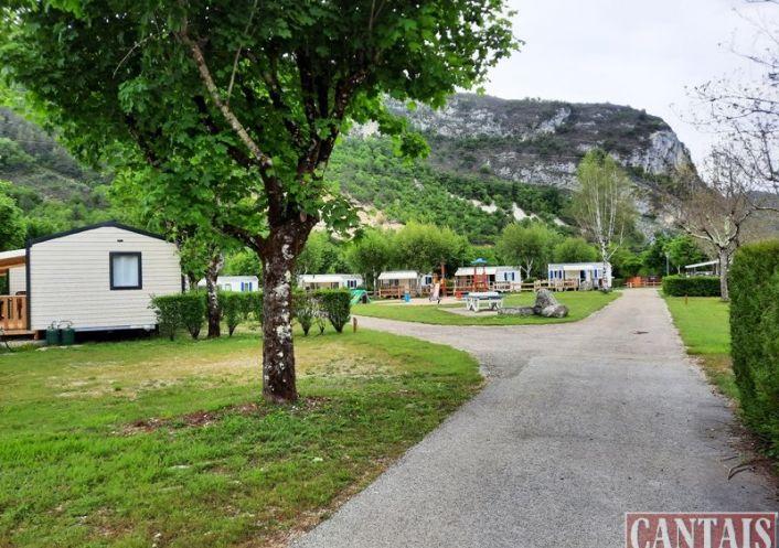 A vendre Camping Grenoble   Réf 343303266 - Cabinet cantais