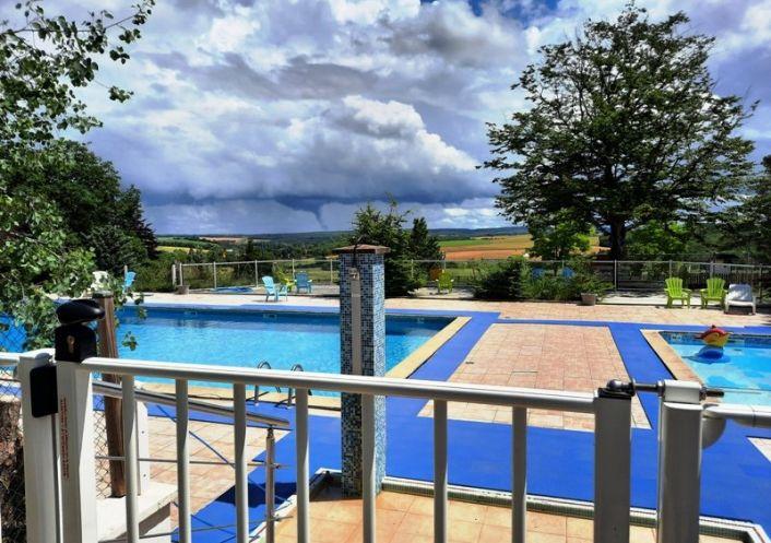 A vendre Camping Chatillon Sur Seine | Réf 343303282 - Cabinet cantais