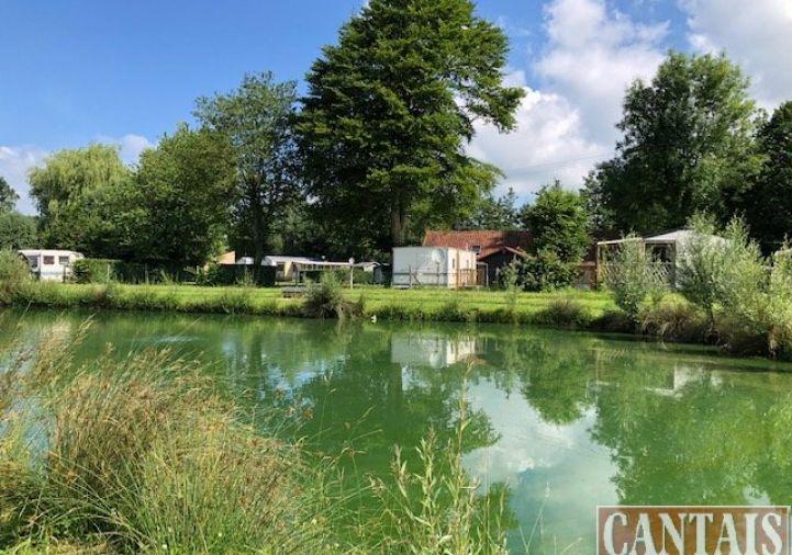 A vendre Camping Cambrai | Réf 343303291 - Camping à vendre