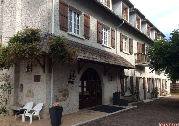 A vendre Hôtel   bureau Tulle | Réf 343303302 - Cabinet cantais