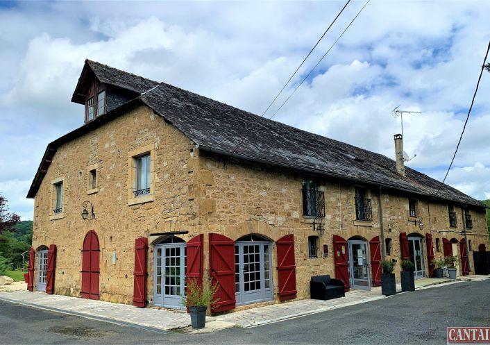A vendre Hôtel   restaurant Capdenac | Réf 343303310 - Cabinet cantais