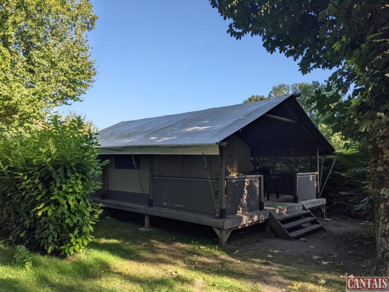 A vendre  Froidfond | Réf 343303323 - Camping à vendre