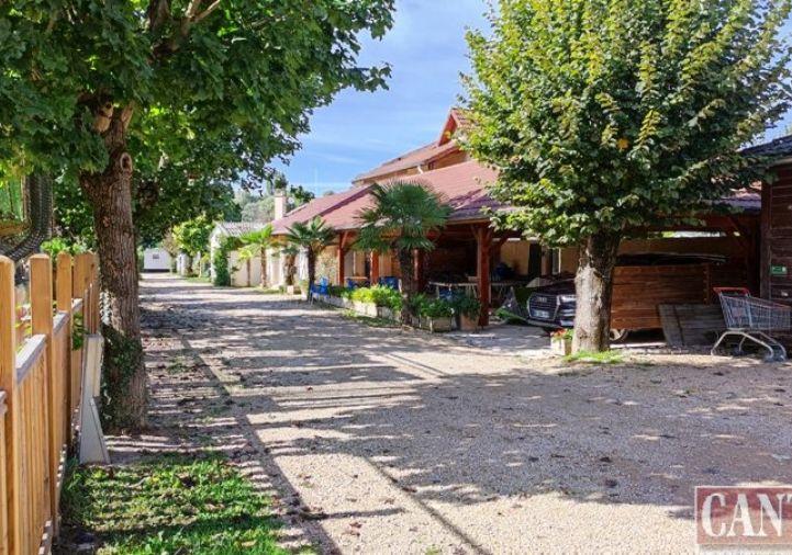 A vendre Camping Bourg Les Valence   Réf 343303340 - Camping à vendre