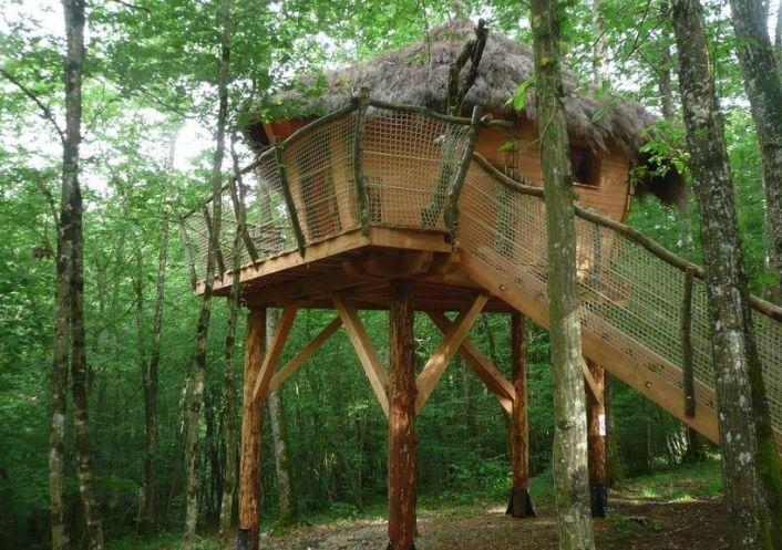 A vendre Camping La Chapelle Saint Martin En P | Réf 34330654 - Cabinet cantais
