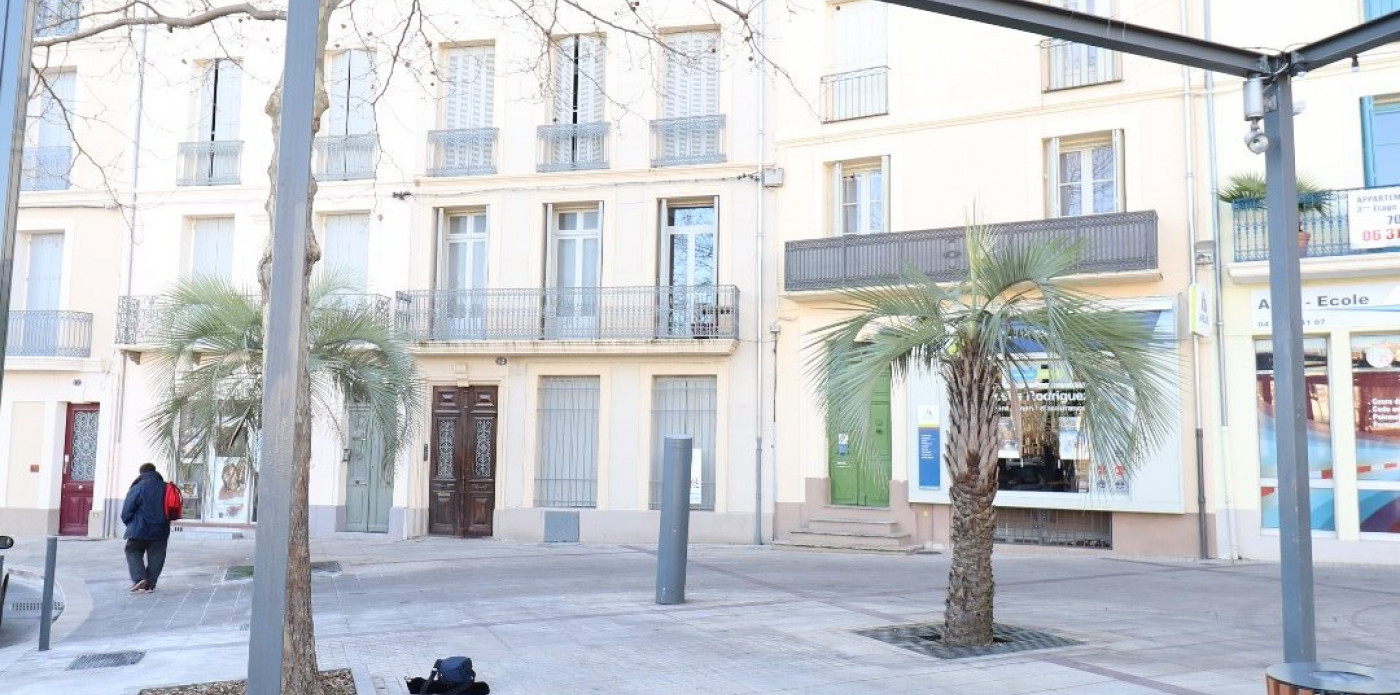A vendre Beziers 343322298 Via sud immobilier