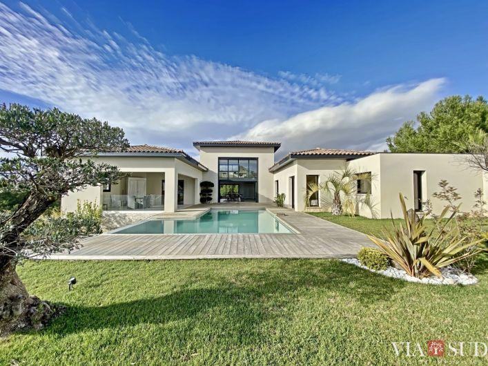 A vendre Villa d'architecte Beziers | R�f 343322552 - Via sud immobilier