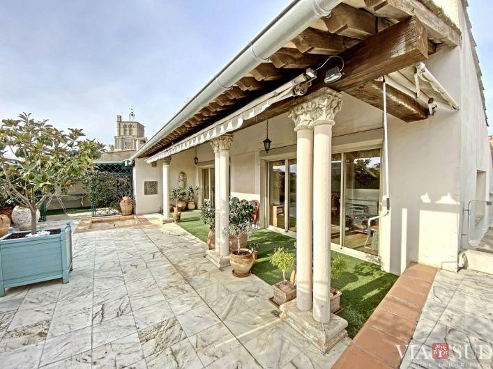 A vendre Villa sur toit Beziers | R�f 343322615 - Via sud immobilier