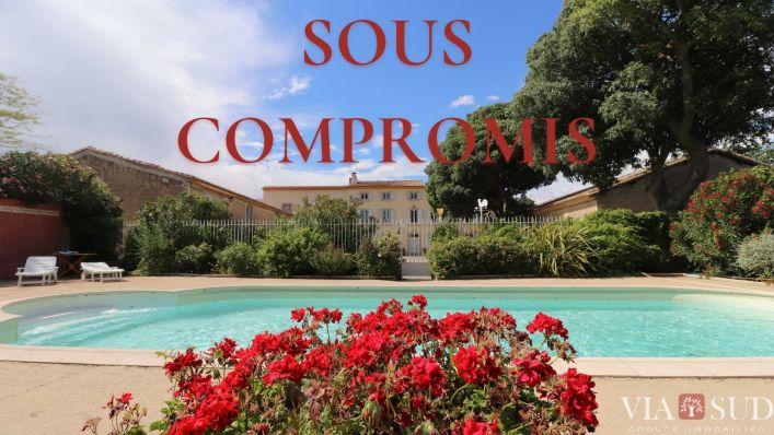 A vendre Propri�t� viticole Vendres | R�f 343322629 - Via sud immobilier