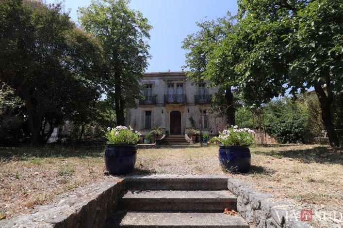 A vendre Maison bourgeoise Puimisson   R�f 343322672 - Via sud immobilier