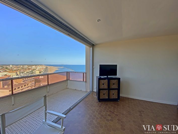 A vendre Appartement Valras Plage | R�f 343322701 - Via sud immobilier