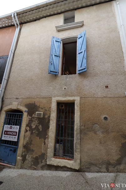 A vendre Maison de village Vendres   R�f 343322783 - Via sud immobilier