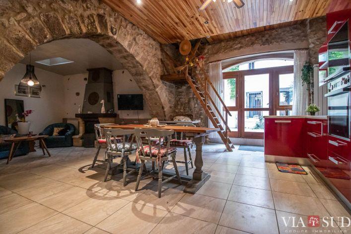 A vendre Maison de village Saint Genies De Fontedit | R�f 343322813 - Via sud immobilier