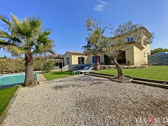 A vendre Maison Nissan Lez Enserune | R�f 343322821 - Via sud immobilier