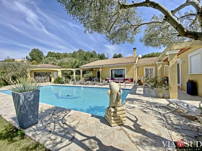 A vendre Villa d'architecte Beziers | R�f 343322826 - Via sud immobilier