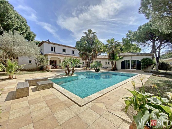 A vendre Villa d'architecte Le Grau D'agde | R�f 343322838 - Via sud immobilier