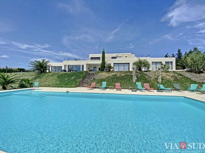 A vendre Villa d'architecte Narbonne | R�f 343322858 - Via sud immobilier