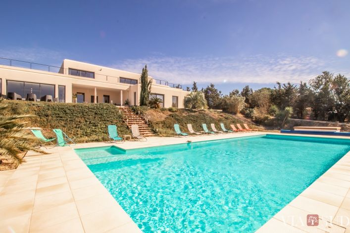For sale Villa d'architecte Capestang | R�f 343322858 - Via sud immobilier