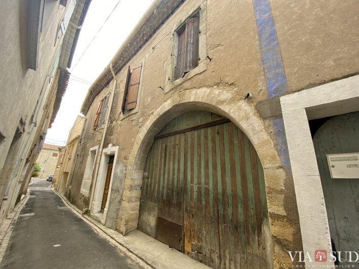 A vendre Maison de village Murviel Les Beziers | R�f 343322873 - Via sud immobilier