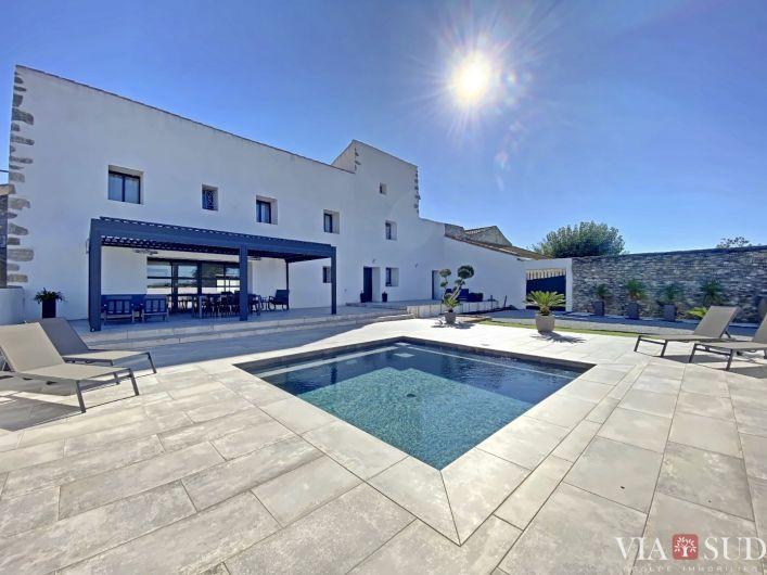 For sale Maison Nissan Lez Enserune | R�f 343322913 - Via sud immobilier