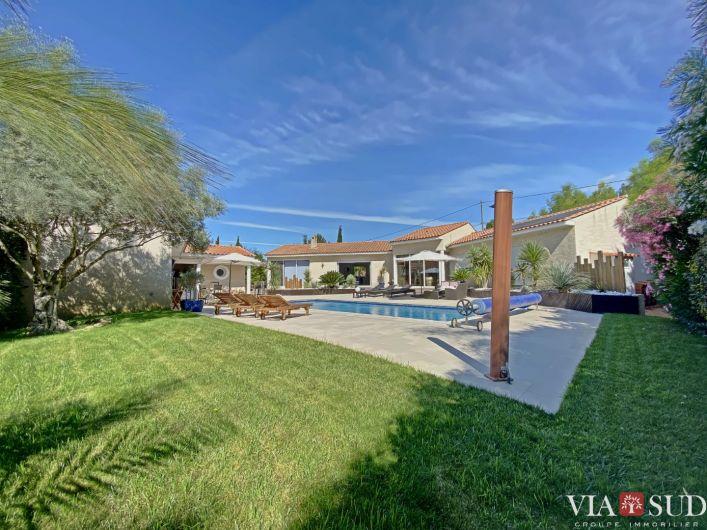 A vendre Maison individuelle Pouzols Minervois | R�f 344852878 - Via sud immobilier