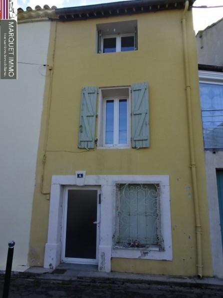 A vendre Serignan 343501498 Marquet immo