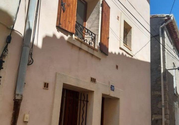 A vendre Maison de village Nissan Lez Enserune | R�f 343501503 - Marquet immo