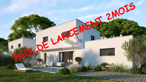 A vendre La Grande Motte 343518987 Agence de la mer