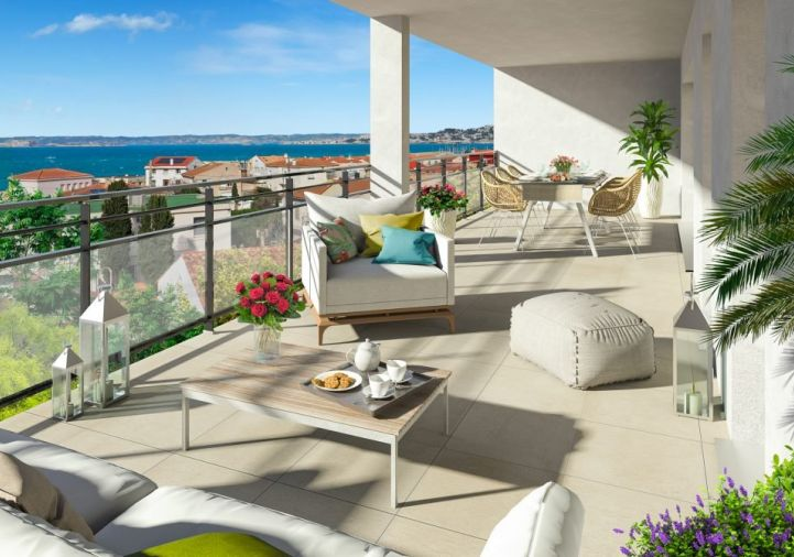 A vendre Appartement en frais r�duits Marseille 9eme Arrondissement | R�f 3435320564 - Le partenariat immobilier