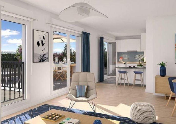 For sale Appartement en frais r�duits Meylan   R�f 3435325030 - Le partenariat immobilier