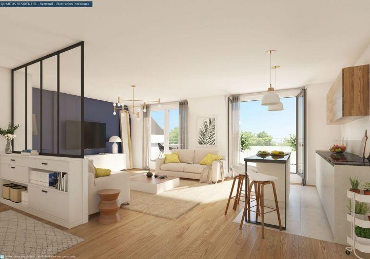 A vendre Appartement en frais r�duits Grigny | R�f 3435325161 - Le partenariat immobilier