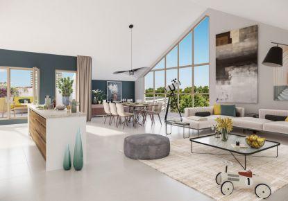 A vendre Appartement en frais réduits Paris 18eme Arrondissement | Réf 3435325178 - Adaptimmobilier.com