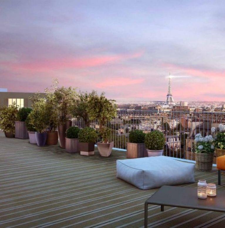 A vendre Paris 16eme Arrondissement 343532576 Le partenariat immobilier