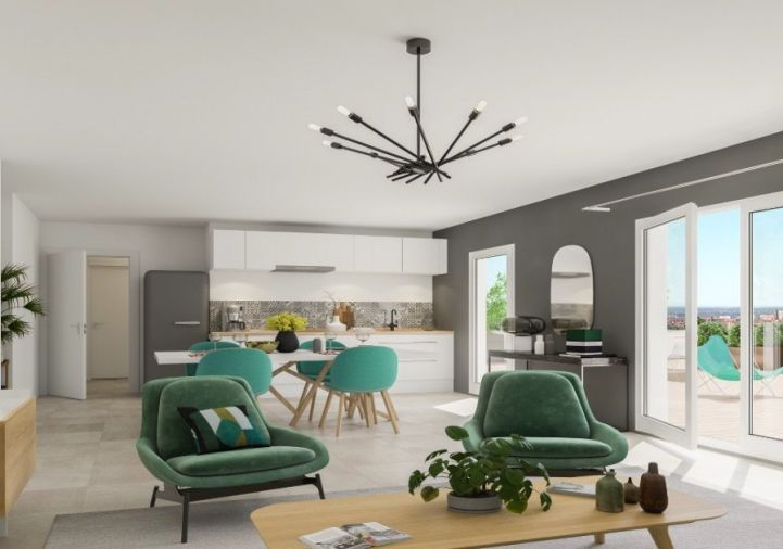 A vendre Lyon 8eme Arrondissement 343533815 Le partenariat immobilier