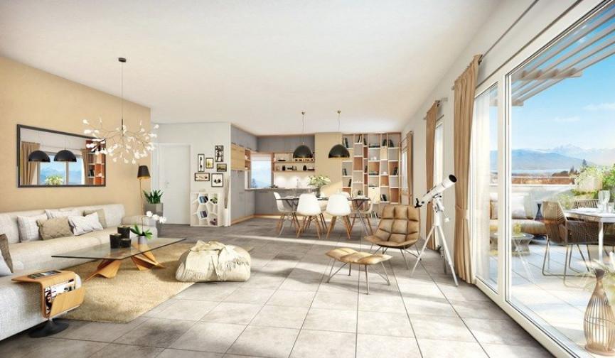 A vendre Pringy 343535373 Le partenariat immobilier