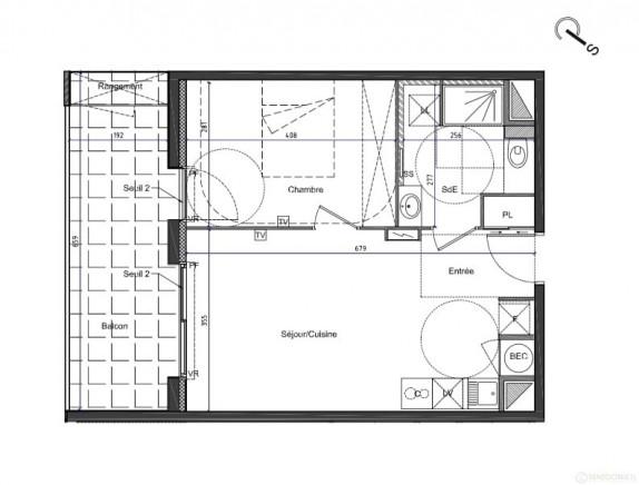 A vendre Castelnau Le Lez 343592293 Senzo immobilier