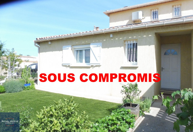 For sale  Servian | Réf 343624357 - S'antoni real estate