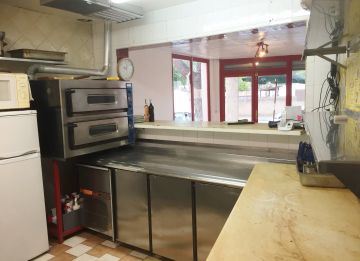 For sale Pizzeria   snack   sandwicherie   saladerie   fast food Valras Plage   R�f 3436339831 - S'antoni real estate