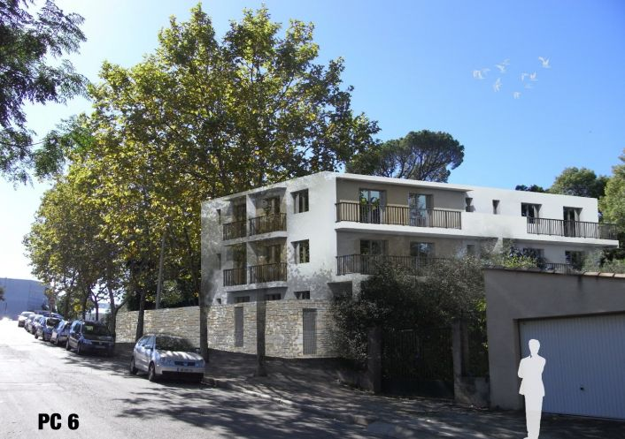 A vendre Appartement neuf Montpellier | Réf 343725964 - Immobis