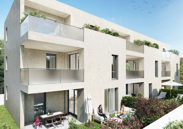 A vendre Appartement neuf Montpellier | Réf 343726247 - Immobis