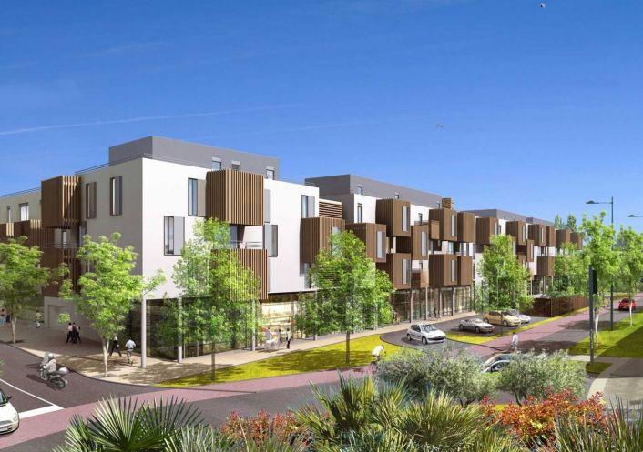 A vendre Appartement neuf Castelnau Le Lez | Réf 343726350 - Immobis