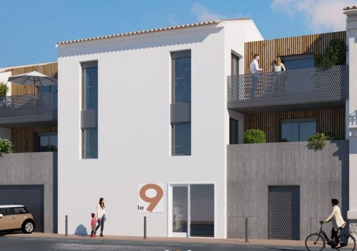 A vendre Appartement neuf Montpellier   Réf 343726378 - Immobis