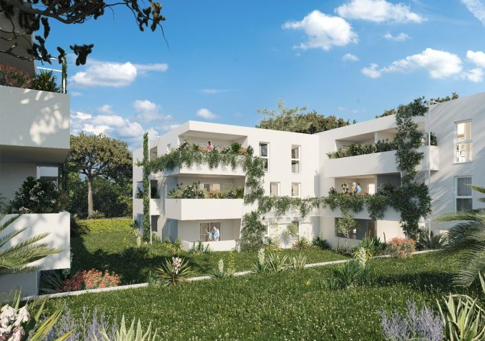 A vendre Appartement neuf Montpellier   Réf 343726423 - Immobis