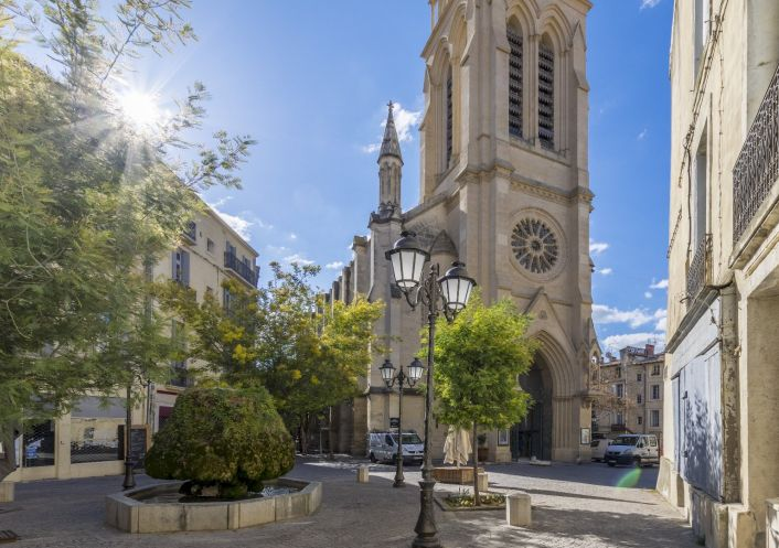 A vendre Appartement bourgeois Montpellier   Réf 343726522 - Immobis