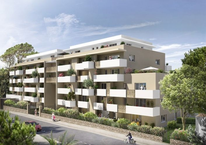 A vendre Appartement neuf Montpellier | Réf 343726631 - Immobis