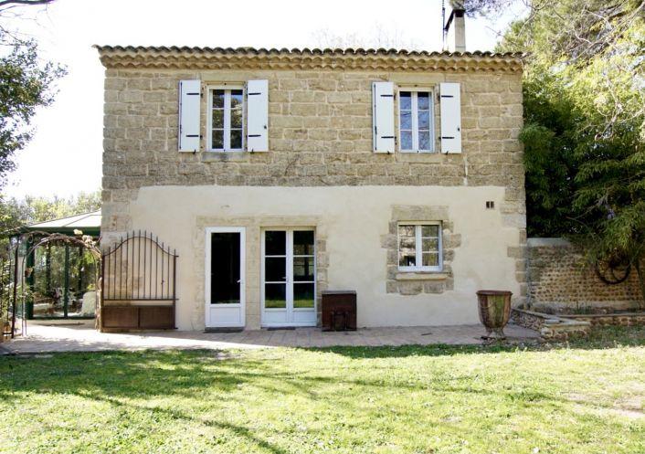 A vendre Villa Gallician | Réf 343726666 - Immobis