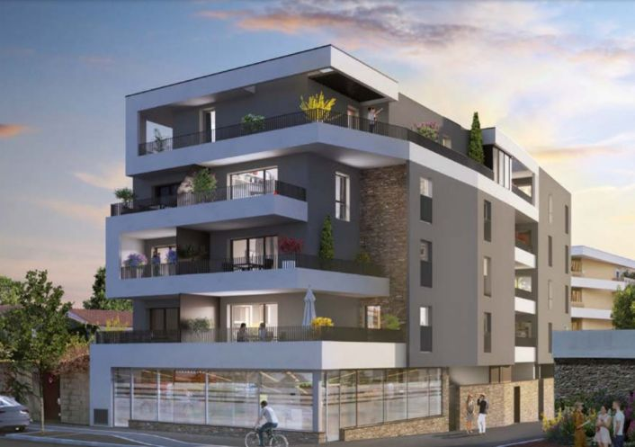 A vendre Appartement neuf Castelnau Le Lez   Réf 343726694 - Immobis