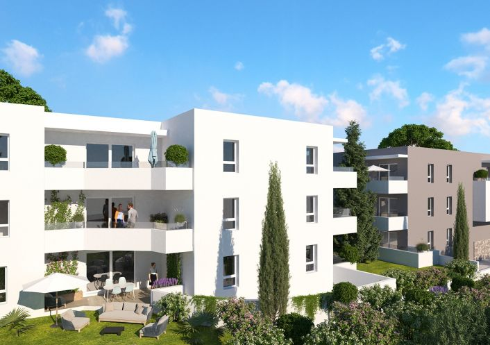 A vendre Appartement neuf Montpellier | Réf 343726746 - Immobis