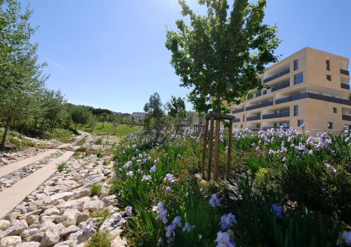 A vendre Appartement neuf Montpellier   Réf 343726752 - Immobis