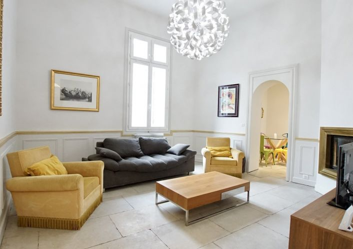 A vendre Appartement bourgeois Montpellier   Réf 343726890 - Immobis